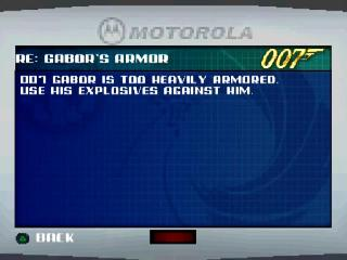 Screenshot Thumbnail / Media File 1 for 007 - The World Is Not Enough [U]